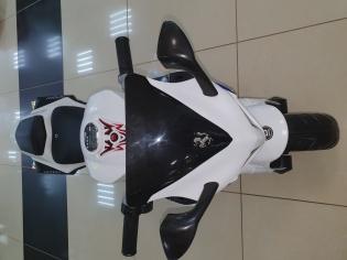 Мотоцикл на аккумуляторі