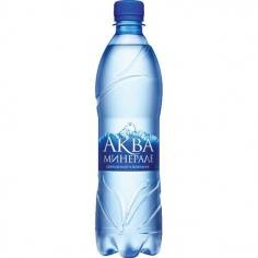 Вода Аква минерале 0,5 л