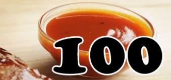 Кисло-сладкий с ананасом(ф) 100гр.