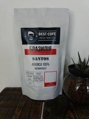 Кофе SANTOS Бразилия 1 кг.