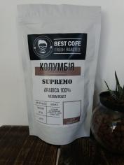 Кофе SUPREMO Колумбия 1 кг.
