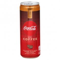 Кока-Кола Plus Coffee ж/б 250 мл