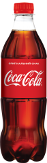 Напій Coca-Cola 0.5л