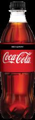 Напій Coca-Cola Zero 0.5л