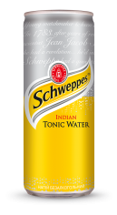 SCHWEPPES INDIAN TONIC 0,33л