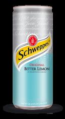SCHWEPPES BITTER LEMON 0,33л
