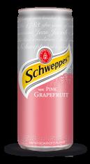 SCHWEPPES PINK GRAPEFRUIT 0,33л