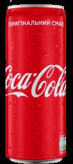 Напій Coca-Cola 0.33л