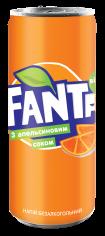 Напій Fanta 0.33л