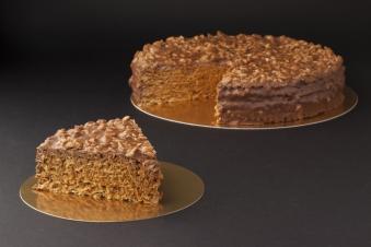 Вафельний торт