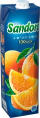 Sandora Апельсиновий сік100%
