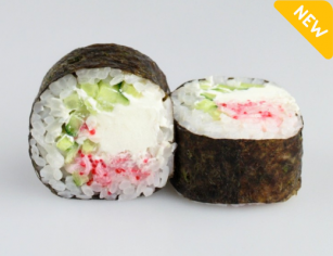 Футомакі із сніжним крабом (200г)
