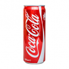 напій Кока-Кола ж/б 0,33л