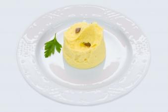 Пюре Картофельное с Трюфельным Маслом