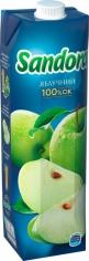 Яблучний сік Sandora 0.95л