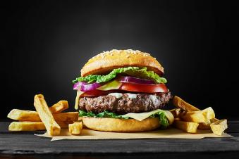 Cheeseburger Set