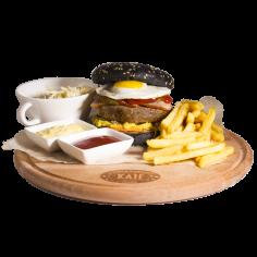 Egg бургер