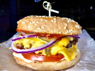 Чізбургер соло