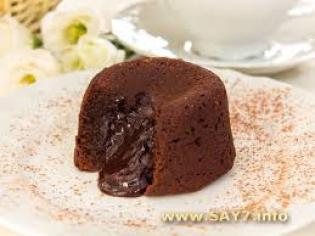 Шоколадний Фондан