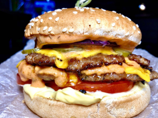 Дабл Чізбургер Chicago Crunch