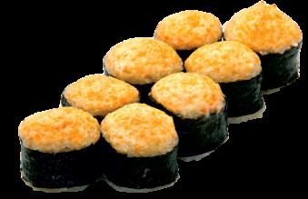 Футомакі Запечені Креветка