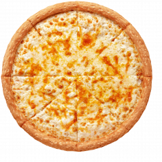 Піца Сирна 30см