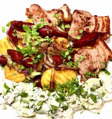 Schwabische Platte (Швабська тарілка)