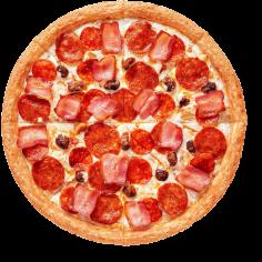 Піца Супер М'ясна
