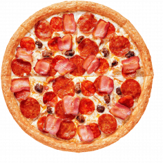 Піца Супер М'ясна 45