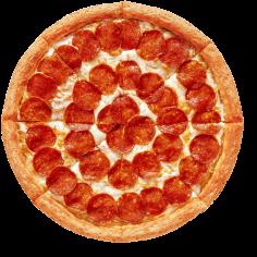 Піца Подвійна Пепероні