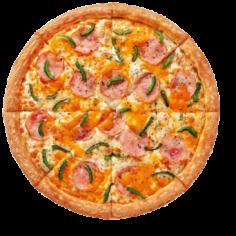 Піца Теріякі Чізі Чеддер
