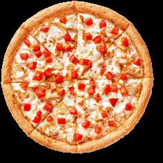 Піца Сирне Курча