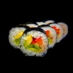 Футомакі овочевий