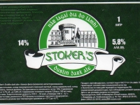 Stokers Dublin dark ale