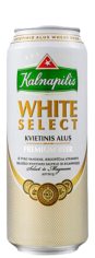 Kalnapilis white select ж/б 0,568л