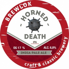Brewlok Horned Death бут. 0,5 л