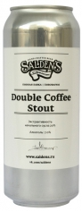Salden's Double Coffee Stout ж/б 0,5 л