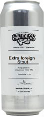 Salden's Extra Foreign Stout ж/б 0,5л
