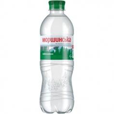 Вода слабогазована Моршинська, 0.5 л