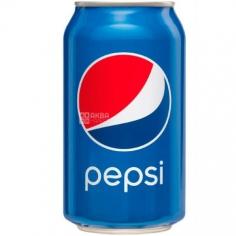 Pepsі, 0.33 л (банка)
