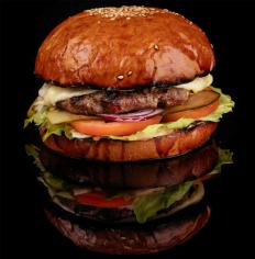 Бургер з соковитою яловичиною, 315 г