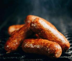 Фірмова ковбаска свиняча BBQ