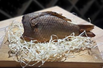 Риба Карась.