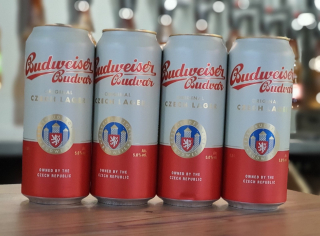 Пиво Будвайзен 0,5 ж/б