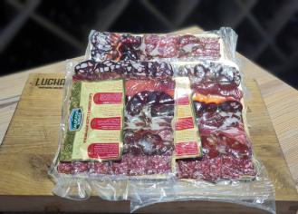 Нарізка мясна асорті 100г