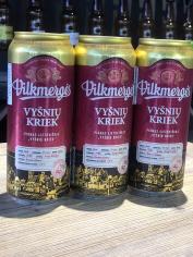 Пиво Vilkmerges Kriek Cherry kriek 0.5 ж/б