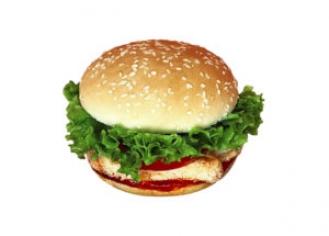 Гриль-бургер