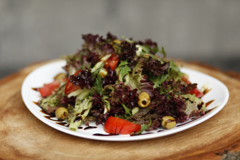 Салати овочеві