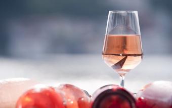 Рожеві вина
