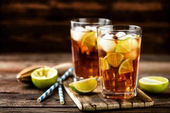 Алкогольні коктейлі